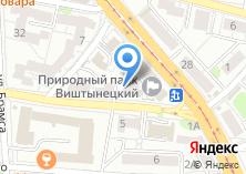 Компания «АДМ» на карте