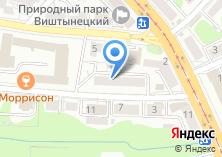 Компания «POLLINI» на карте