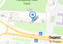 Компания «БИЗНЕС ПЛАН КАЛИНИНГРАД» на карте