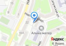 Компания «Имидж-лаборатория Андрея Бонгина» на карте