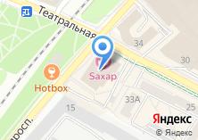Компания «Натяжнофф» на карте