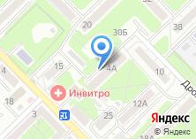 Компания «УК Чайка» на карте