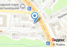 Компания «Спецпрофи» на карте