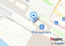 Компания «Калининград Южный» на карте