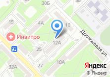 Компания «Бутыль» на карте