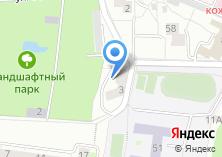 Компания «МФЮУ» на карте