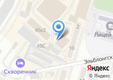 Компания «Счастливый малыш» на карте