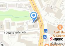 Компания «Управление МВД России по Калининградской области» на карте
