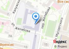 Компания «Кадетский морской корпус Андрея Первозванного» на карте
