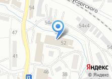 Компания «Пожарная часть №2 Центрального района» на карте