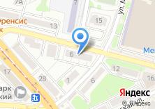 Компания «iService39» на карте