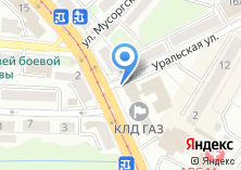 Компания «МедЭксперт» на карте