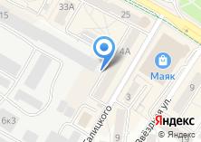 Компания «Магазин металлоискателей» на карте
