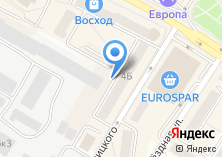 Компания «Скайп» на карте