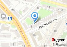 Компания «Янтарный колобок» на карте