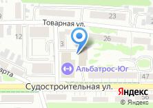 Компания «В движении» на карте