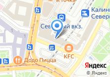 Компания «ТОРГСТРОЙ» на карте