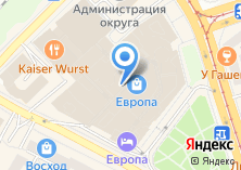Компания «Сведбанк Лизинг Калининград» на карте