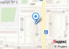 Компания «Takona» на карте