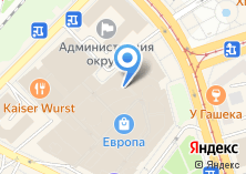 Компания «УСМ» на карте