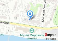 Компания «Строящийся жилой дом по ул. Баграмяна» на карте