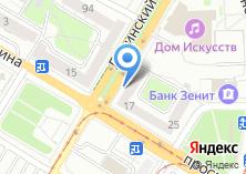 Компания «Магазин антиквариата» на карте