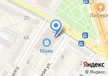 Компания «Ремтех сервис» на карте