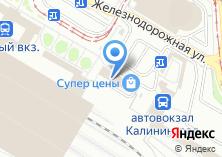 Компания «Кадастровое дело» на карте