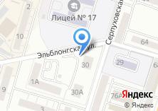 Компания «Жалюзи39» на карте
