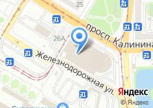 Компания «Магазин оптики на площади Калинина» на карте