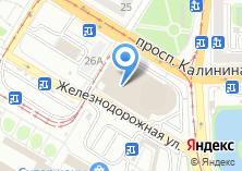 Компания «Мультимаркет» на карте
