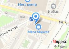 Компания «Фаст Мастер» на карте