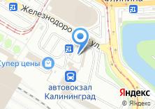 Компания «Ли-Ман» на карте