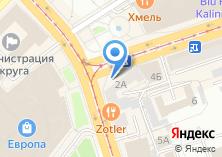 Компания «Мобильная нота» на карте