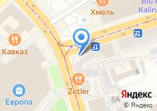 Компания «ВестБалт Телеком» на карте