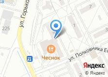 Компания «ИНТЕЛЛЕКТ-XXI ВЕК» на карте