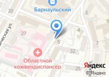 Компания «БКЕ» на карте