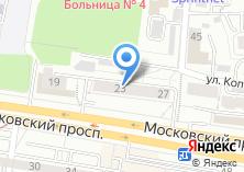 Компания «Оценка» на карте