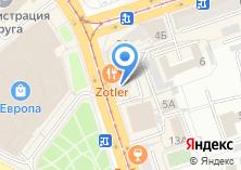 Компания «ДАСТРОЙ» на карте