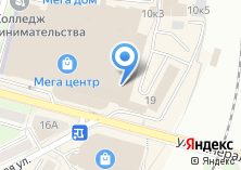 Компания «Мы Ваши Двери» на карте