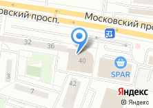 Компания «Фортекс-Калининград» на карте