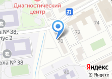 Компания «Зоя» на карте