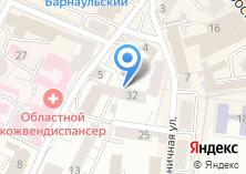 Компания «Адвокатский кабинет Кукреш В.А» на карте