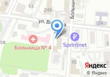 Компания «Профбалтсервис» на карте
