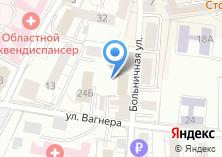 Компания «Бранвен» на карте