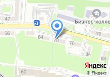 Компания «Городская аварийная служба» на карте