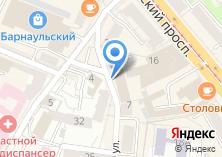 Компания «ГАНИКО» на карте