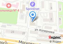 Компания «Фокс принт» на карте
