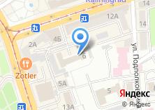Компания «Лидмар Сервис» на карте