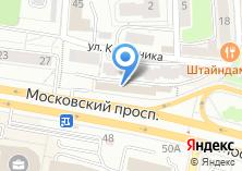 Компания «ЕВРО Печать» на карте